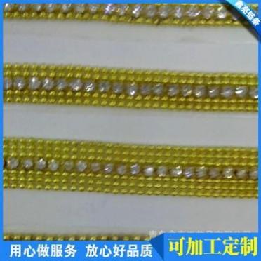 10mmBL 铝O字链,金色箱包手袋挂链, 金属灯饰装饰链挂链