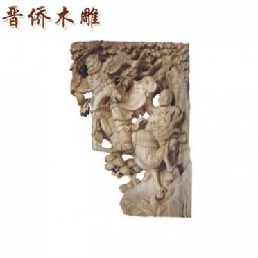 厂家专业提供 古典红木木雕牛腿  工艺木雕牛腿