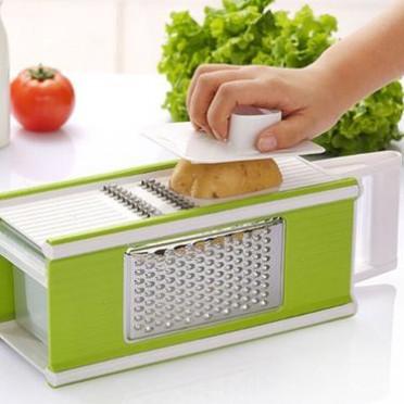 五合一刨丝器 多功能切菜器 厨房多功能切丝器  厂家直销