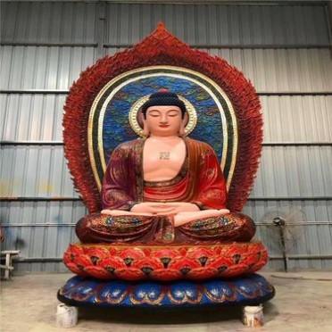 昌东雕塑 三宝佛制造厂家 三宝佛厂家 玻璃钢三世佛佛像批发价格