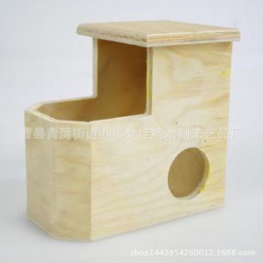 厂家批发定做 复古房屋木制桌面摆件 木质创意摆件 小木屋