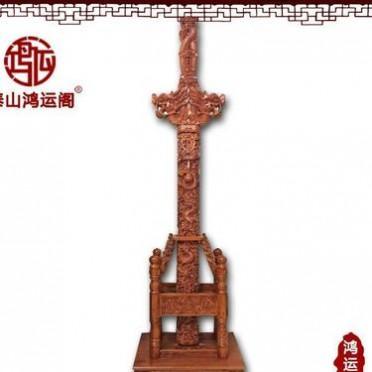 2.6米2.7米2.8米巨型桃木大宝剑 肥城桃木剑 大型木雕桃木宝剑
