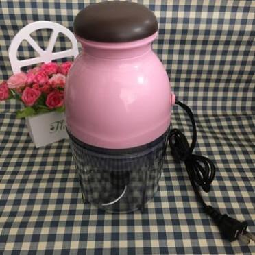 新款电动多功能家用绞肉机 婴儿宝宝食物料理机辅食机水果榨汁机