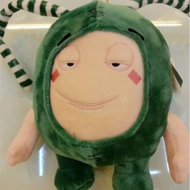 创意小怪兽公仔 搞怪礼品长角怪兽毛绒玩具 活动礼物 厂家批发