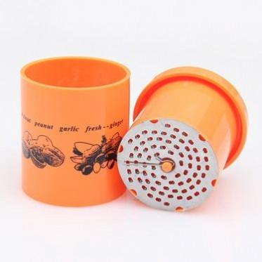 多功能手动研磨器 胡椒大蒜调料研磨器 坚果花生磨粉器